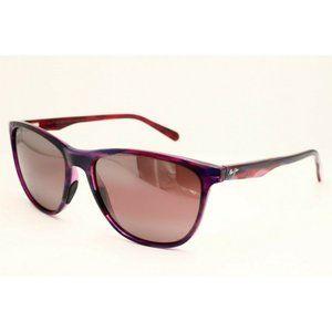 Maui Jim Sugar Cane MJ 783-13B Square Sunglasses
